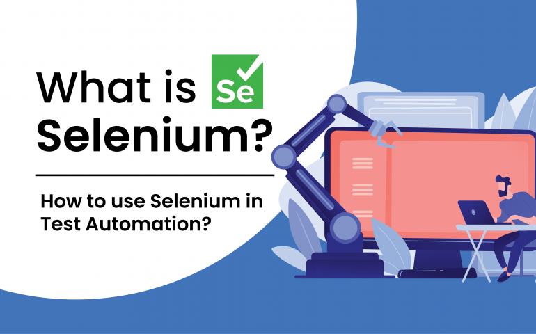 What is selenium testing?