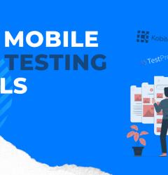 Top Mobile App Testing tools