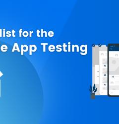 Check List for mobile app testing