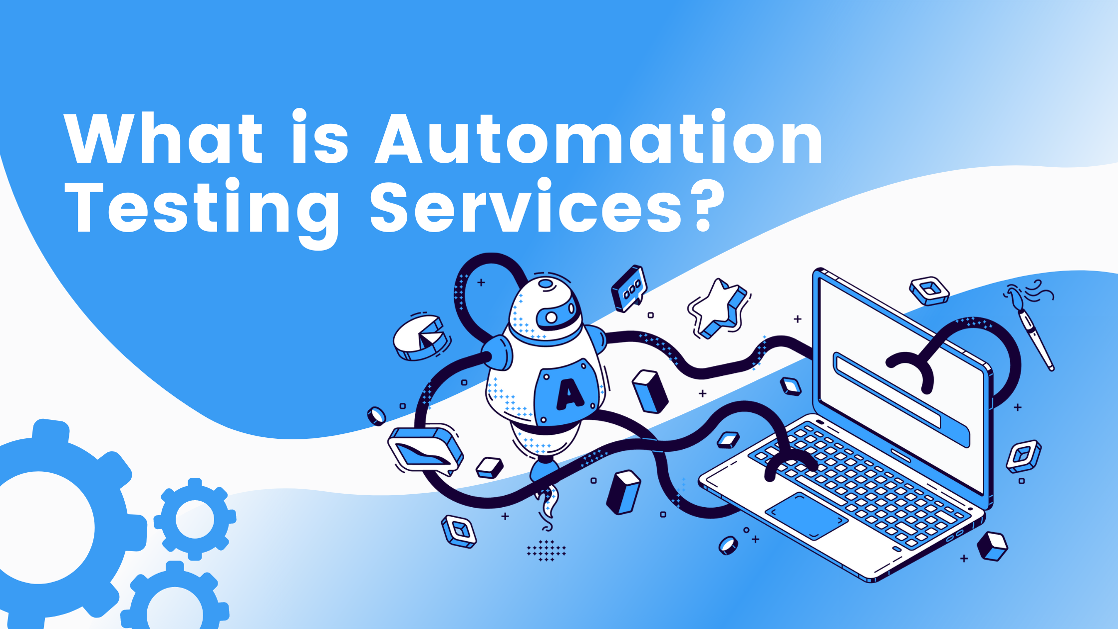 What is test automation services?
