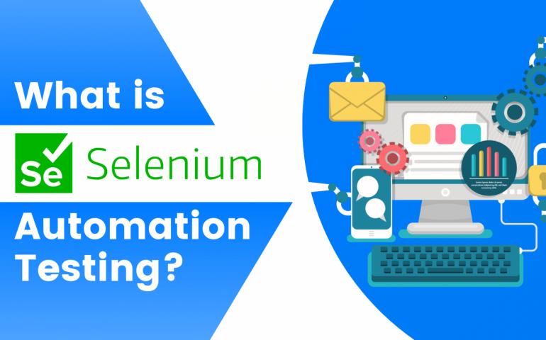 Selenium Automation Testing company india
