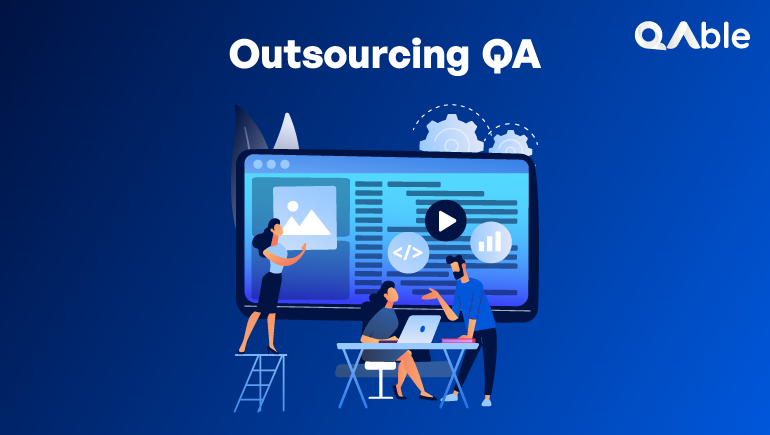 QA Outsourcing Services Provider